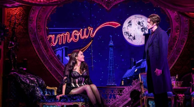 Is Moulin Rouge heading to London?