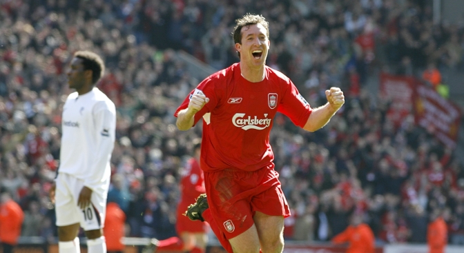Robbie Fowler is penning his 'definitive' autobiography