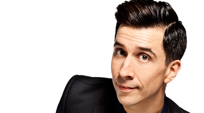 Comedian Russell Kane writes his memoirs