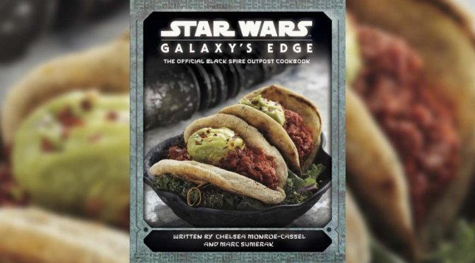 Ever wanted to eat like you're in a galaxy far, far away?