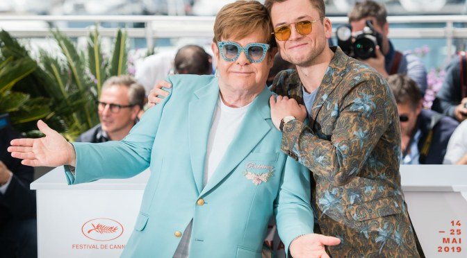 Taron Egerton to narrate Elton John audiobook