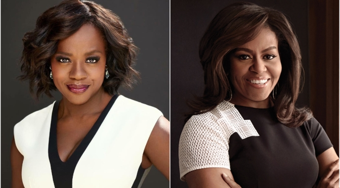 Viola Davis signs on to play Michelle Obama