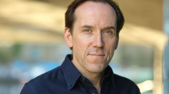 Ben Miller is writing more children's books