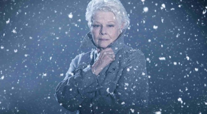 The Winter's Tale with Branagh and Dench returns to cinemas