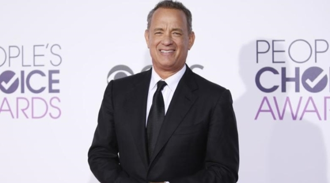 Tom Hanks is heading back into space