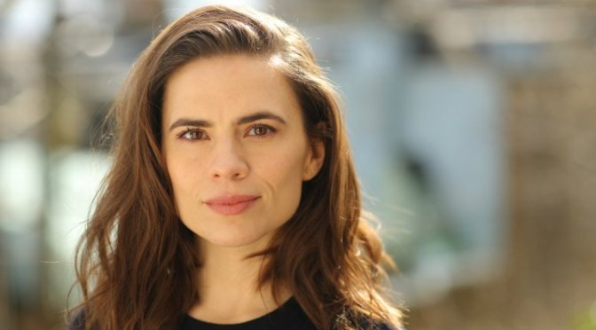 Hayley Atwell has a Mission: Impossible