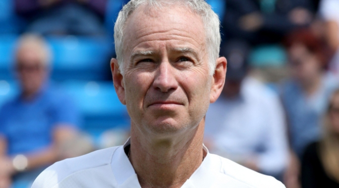 John McEnroe is narrating a new Netflix comedy series