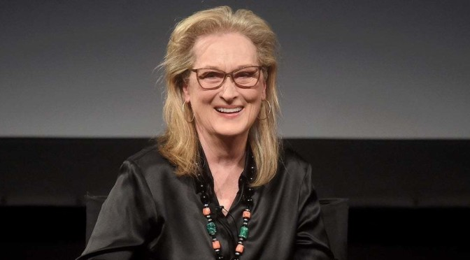 Meryl Streep to narrate Charlotte's Web
