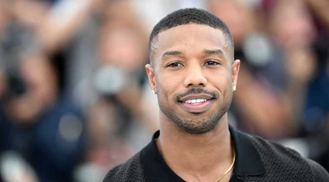 LFF welcomes Michael B Jordan