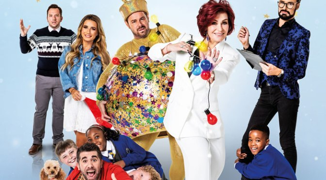 Sharon Osbourne, Dani and Danny Dyer join Nativity!
