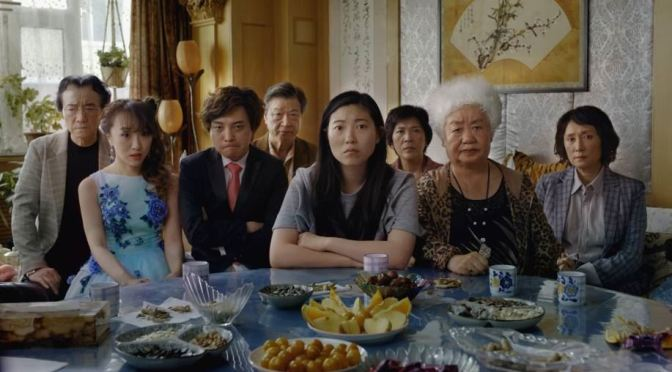 Awkwafina to promote The Farewell