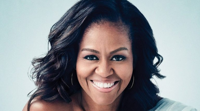 Companion to Michelle Obama's Becoming gets UK release