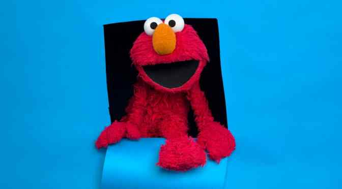 Elmo gets his own chat show