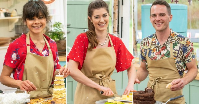 Meet the Bake Off finalists