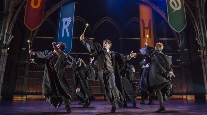 Watch: New Cursed Child trailer