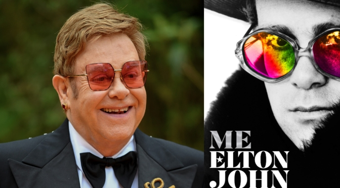 Elton John to discuss his new autobiography