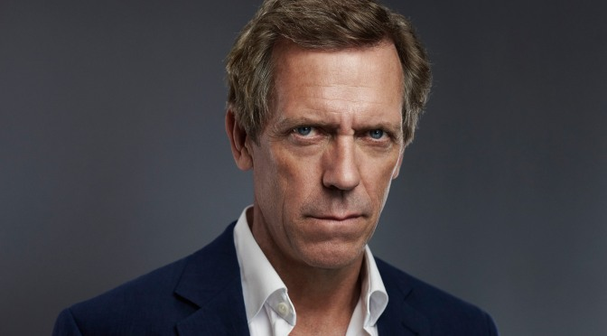 Hugh Laurie working on Agatha Christie adaptation