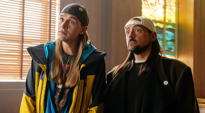 Kevin Smith to promote Jay & Silent Bob Reboot