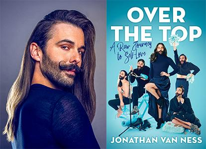 Spend an evening with Queer Eye's Jonathan Van Ness