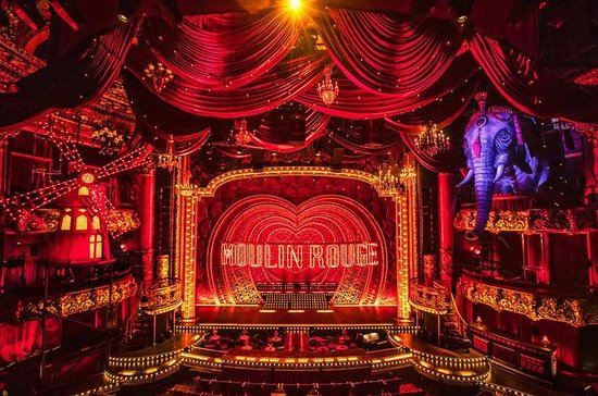 Moulin Rouge to open in London
