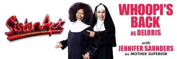 Are Goldberg and Saunders reviving Sister Act?