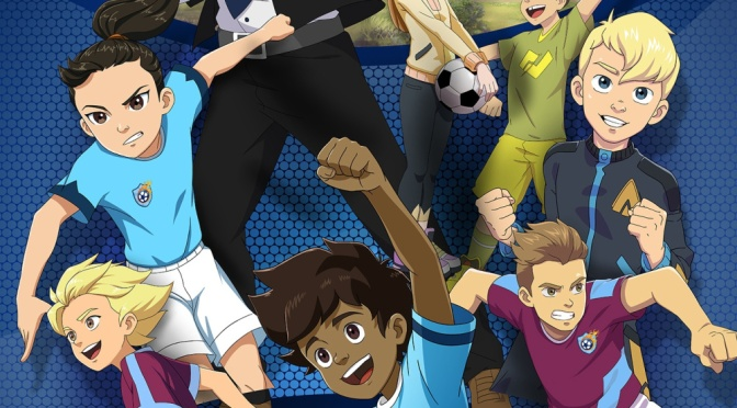 Manchester City gets animated