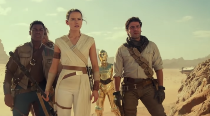 Watch: Star Wars: The Rise of Skywalker – final trailer
