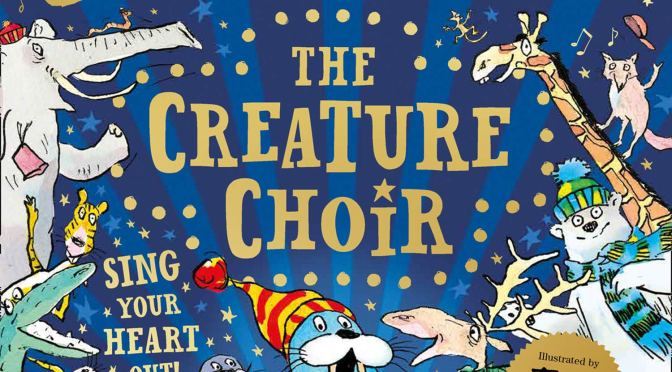 David Walliams gets festive with The Creature Choir