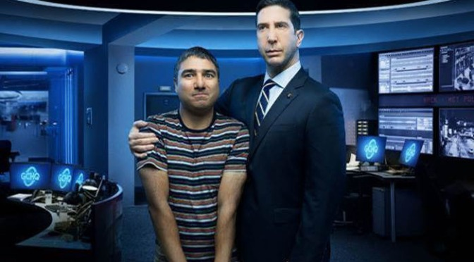 David Schwimmer stars in Intelligence trailer