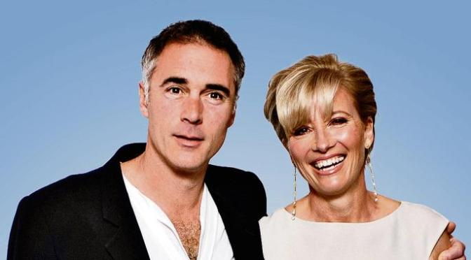Meet Emma Thompson and Greg Wise