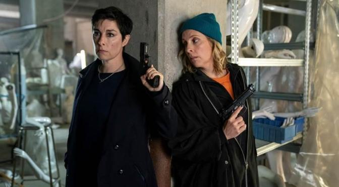 First look: Mel and Sue in Hitmen