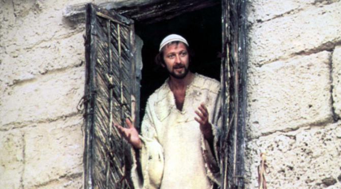 Could Life of Brian become a stage play?