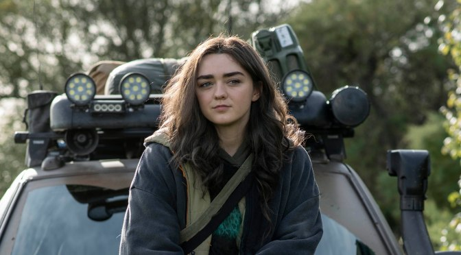 First look: Maisie Williams in Two Weeks to Live