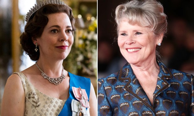 Is Imelda Staunton taking over from Olivia Colman in The Crown?
