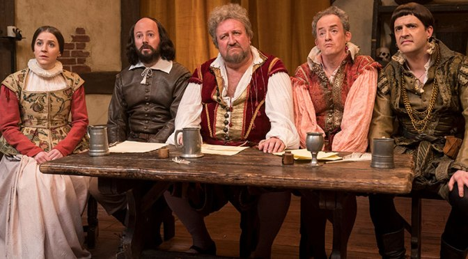 Cast confirmed for West End version of Upstart Crow
