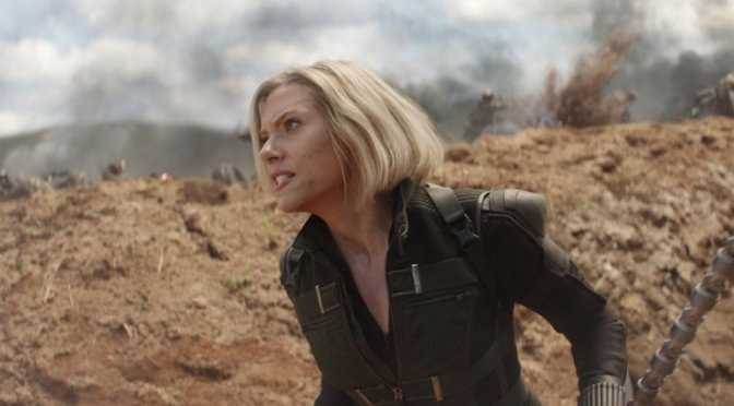 First look: Black Widow