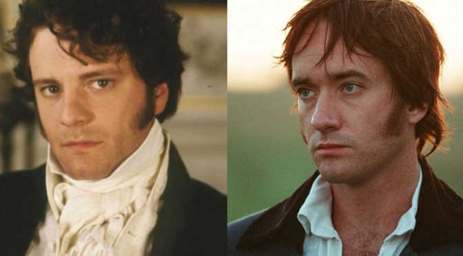 Two Mr Darcys to unite on screen