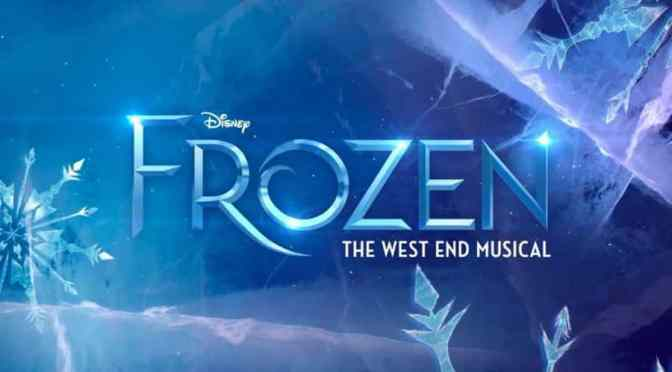 Who's playing Elsa in the West End production of Frozen?