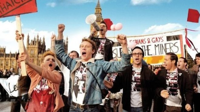 Cast due at special screening of Pride