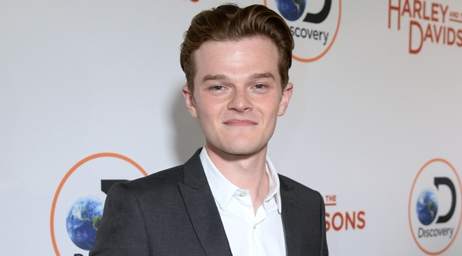 Robert Aramayo joins Lord of the Rings