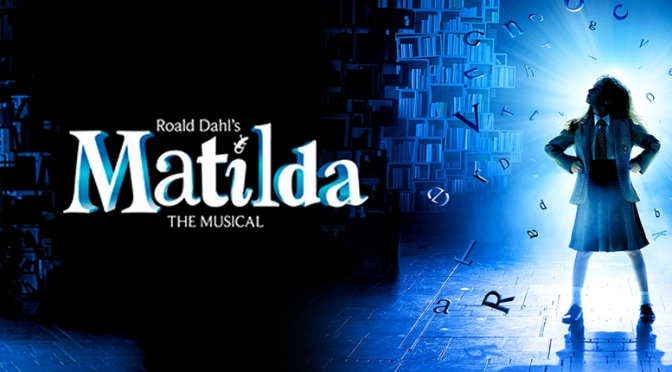Matilda the Musical heads to the big screen
