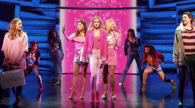 Mean Girls confirmed as a movie musical, and heads to London