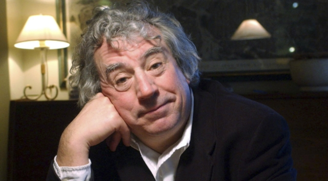 Terry Jones has one last project to be released