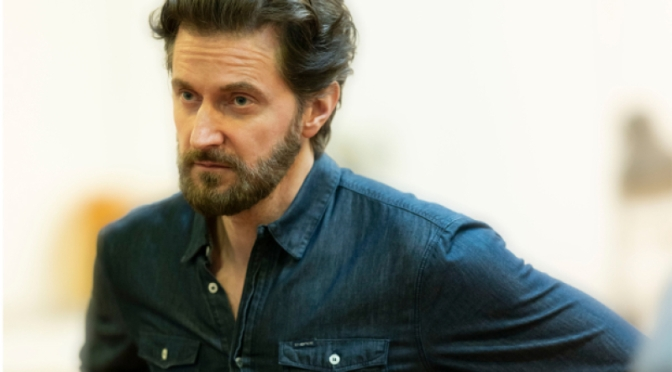 First look: Armitage, Jones in Uncle Vanya rehearsal