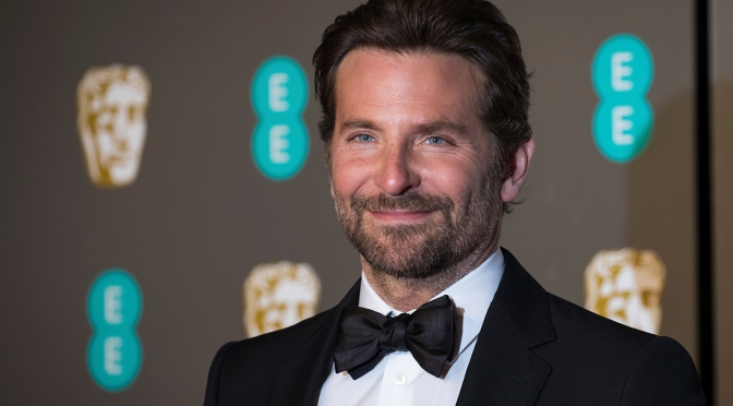 Is Bradley Cooper Jive Talkin'?