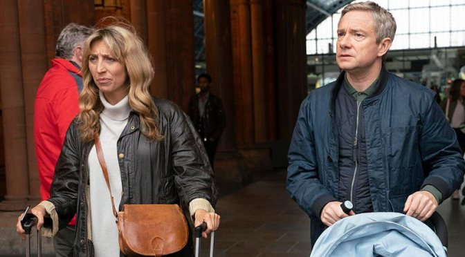 First look: Martin Freeman in Breeders