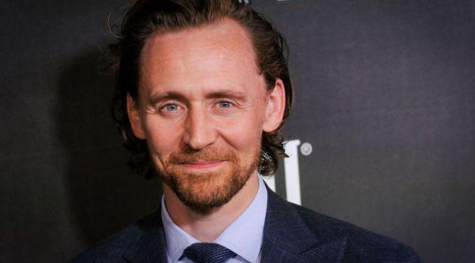 Tom Hiddleston thrills for Netflix