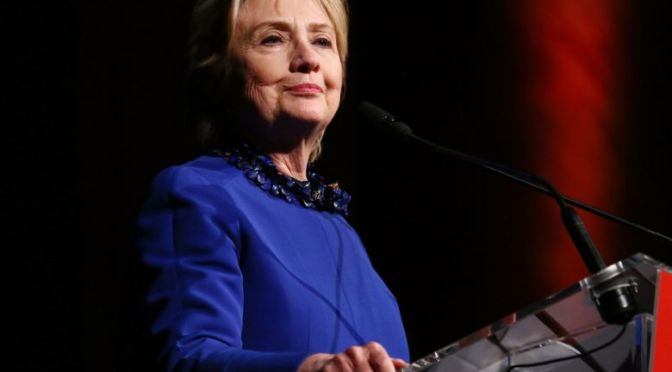 Novel about Hillary Clinton gets release date