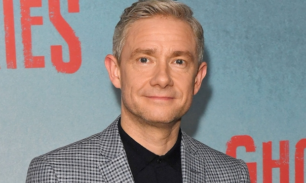 Martin Freeman's playing another detective
