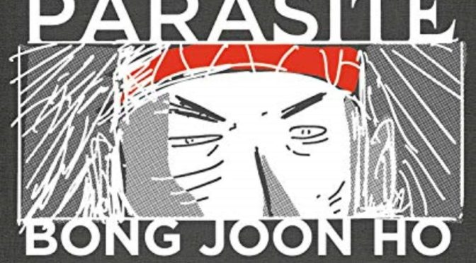 Parasite is being released as a graphic novel